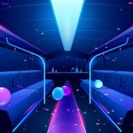 Las Vegas NV Party Bus